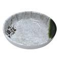 Vaisselle de mélamine de 100% / plat de mélamine / plat de dîner (JB13800)