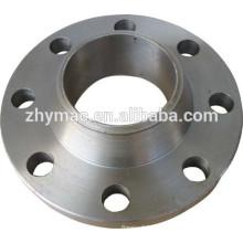 Caron en acier WN bride ASTM A105