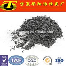 Carvão granulado a granel com carvão ativado