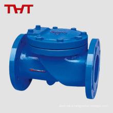 Rubber disc dn200 diaphragm check valve