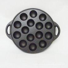 Cast Iron Poffertje Pan