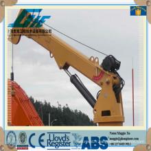 Grue à flot télescopique à flèche télescopique à choc hydraulique (GHE850)