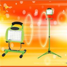 Luz de trabajo LED recargable de la serie H de 40 W