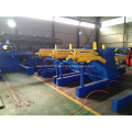 Roof tile roll forming machine decoiler