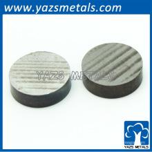 Moneda en blanco de encargo del hierro