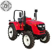 Mulfunction 4 * 4 Wheeled Small Farm Tractor