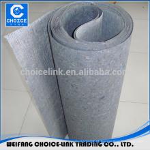 Composto tecido de base não tecido para membrana de betume APP