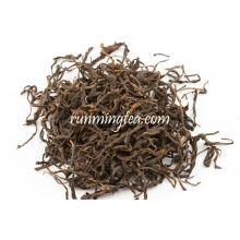 Primeira descarga Primavera Guangdong Big Leaves Maofeng chá preto