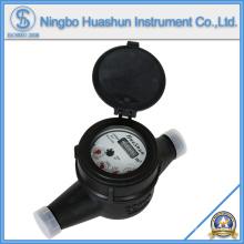 Multi Jet Wasserzähler / Liquid Sealed Wasser Meter / Kunststoff Wasser Meter
