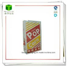 Bolsa de palomitas de papel Kraft de China