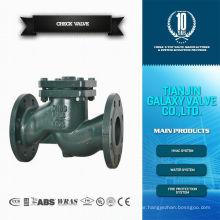 PN 16 bar Flange/wafer lift check valve