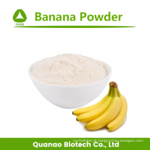 Aditivo alimentar natural de banana liofilizada de frutas