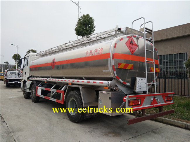 Fuel Gasoline Tank Trucks