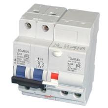 Автоматический выключатель утечки Tgm65n (RCCB)