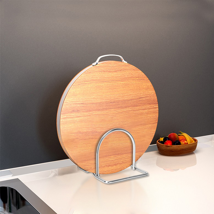 Stainless Steel Cutting Board Rack Holder