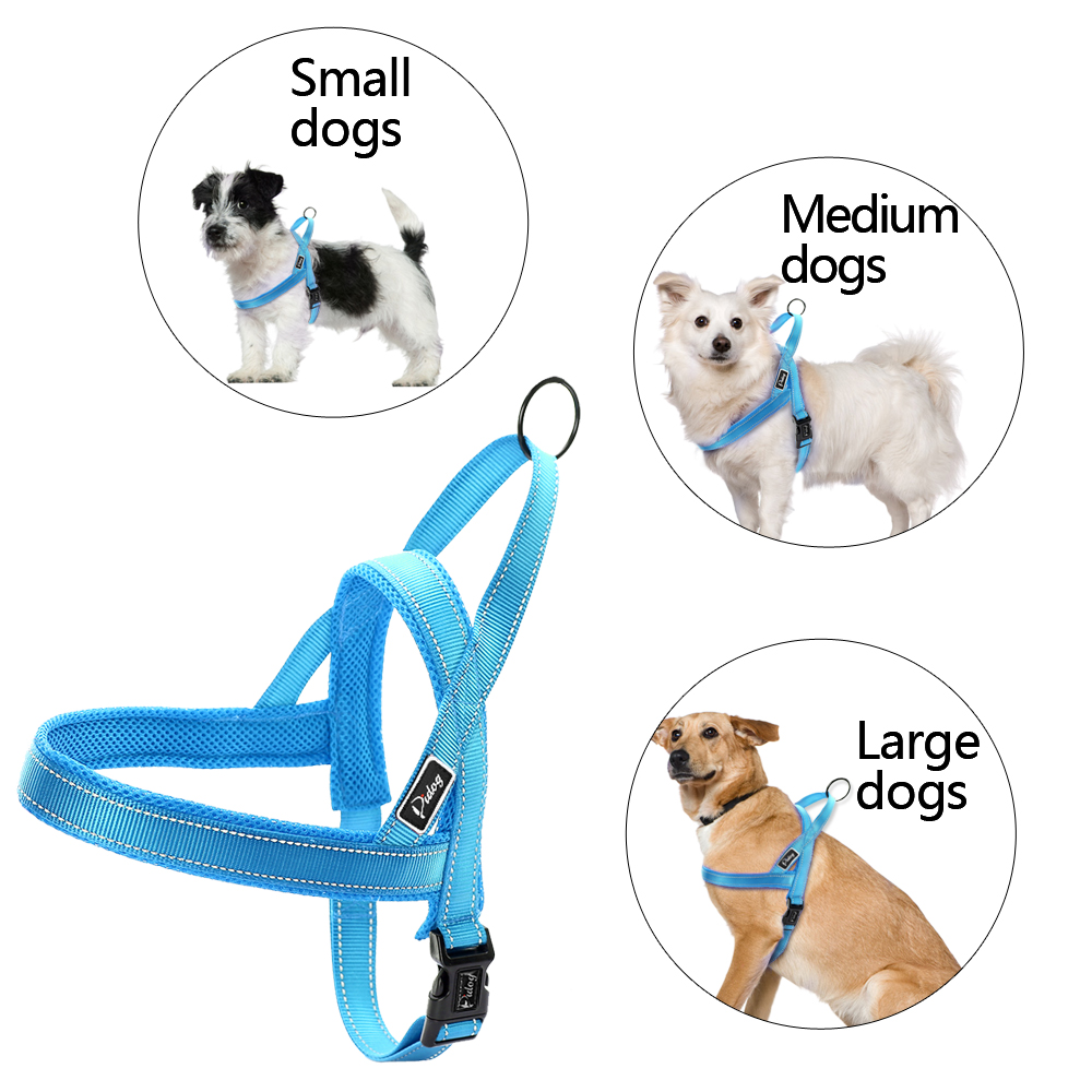 No-Pull-Reflective-Dog-Harness-Leash-Set-Pet-Vest-Lead-For-Small-Meduim-Large-Dogs-Perfect