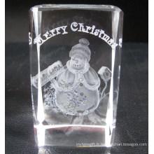 Laser pour Christomas Gifts ou Souvenir
