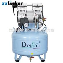 Compresseur d'air sans huile dentaire Dynamic Dental approuvé par CE