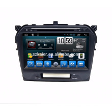 Manufacturer Android 7.1 car dvd player/car gps full touch screen with BT WIfi for Suzuki Vitara