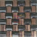 Oracle Pattern 304 Stainless Steel Metal Mosaic Tiles (CFM897)