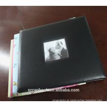 Alibaba quente vender quentes meninas PU álbuns fotográficos de Yiwu China