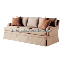 Comfortable upholstered living room sofa XY0930