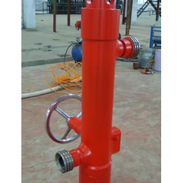 Oilfield Cementing Accessories Clamp Type Cement Head