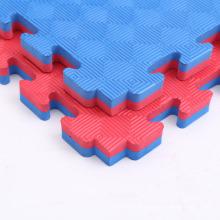 Padrão reversível colorido grappling Tatami Puzzle Mat