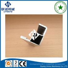 Profilé en acier laminé à froid utilisé pour la grille d'armoire