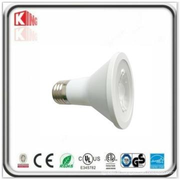 LED PAR20 COB LED mettant en lumière l'angle de faisceau 36degree, blanc naturel