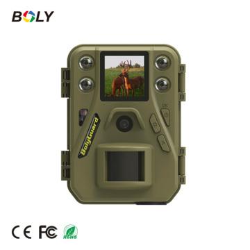 Bolyguard más pequeña cámara de trail de caza de equipos de seguridad al aire libre 940nm IR, 720P HD, 12mp SG520 mejor cámara de pequeño rastro