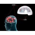 Capacete de reabilitação de tumor cerebral para terapia de luz PBM 810 nm