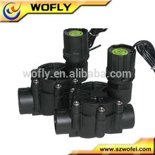 """3/4 """"Irrigação solenóide fabricante"""