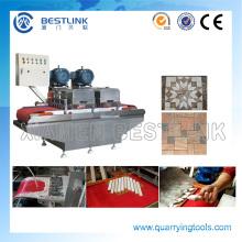 Máquina de corte pedra Multi lâmina automática mármore e granito