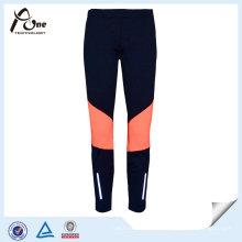 Европейская Спортивная одежда спортивные Леггинсы с высокое качество