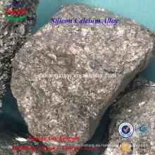 silicio calcio si60ca30 si55ca30 terrón o polvo con precio bajo