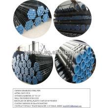 api5l psl1 / 2 X80 tubo de alcantarillado corrugado galvanizado precio