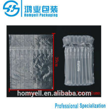 Q-cap Inflatable Cushioning Packaging for toner cartridge Samsung4100,air protective packaging bag,inflated packaging