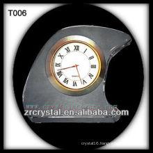 Wonderful K9 Crystal Clock T006