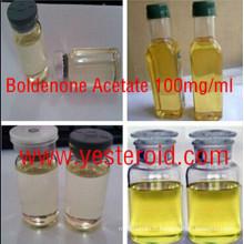 Acétate 100mg / Ml de Boldenone d'hormone stéroïde injectable pour le bodybuilding