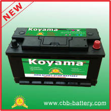 Koyama AGM-Ssl5-49-12V88ah AGM Start-Stop Battery
