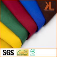 100% polyester 50% 50cm Tissu de table simple carré