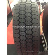 11R22.5 11R24.5 neumáticos de alta calidad igual que Hankook
