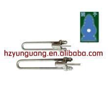 Type de coin de NU tirant la pince de ligne / hauban de raccord de fil / alimentation électrique