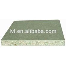Tablero de partículas verde impermeable a prueba de humedad