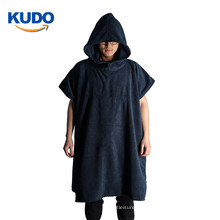 Top selling customized logo microfiber surf poncho manufacturer