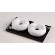 Kreisform Keramik Salz & Pfeffer Behälter