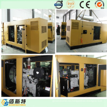 Fabricación del generador diesel de la energía eléctrica silenciosa del motor de Cummins (NT855GA)