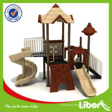 Outdoor Play ground Equipment Classic Castle Series LE-GB010