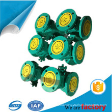 Carbon Steel 3-Way Flanged Ball Valve Pn16